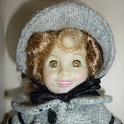 "Ideal Shirley Temple Doll - NRFB - 12"" Dimples 1982-83"