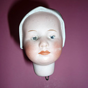 "SOLD Gebruder Heubach ~Baby Stuart~ Doll Head   - 2 1/2""  Early 1900's"