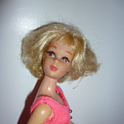 SOLD Mattel Twist & Turn Francie Doll - 1969- Original SS and Hair Threads