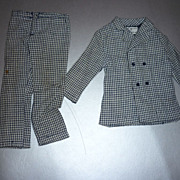 SOLD Mattel Ken suit -Big Business- #1434 - 1970 - Suit Coat & Slacks