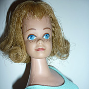 One Over Confident Midge from Mattel-She is swell In Her Original Swimsuit