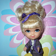 Mattel ~Kiddles N Kars~ # 3642~ Rosemary Roadster~ From 1969-1970