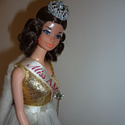 Mattel ~Miss America-Barbie Doll~ Kellog Promotional Doll- Un-Played with Beauty!