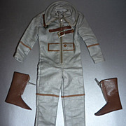Mattel -Ken ~Mr. Astronaut~ Suit & Boots -#1415 from 1965 - HTF