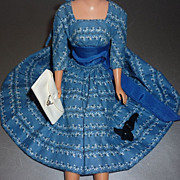 Mattel-Barbie ~ Lets Dance~ Outfit #978 From 1960- 1962 -Very Nice!