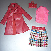 SOLD Mattel Julia Doll ~Leather Weather Outfit~ #1751 - 1969-70