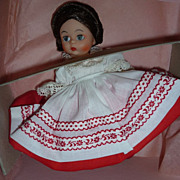 SALE Madame Alexander ~Russian-International Series Doll~ #574 Original Box-!976-86