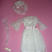 Mattel-Barbie ~Midi-Marvelous~ Outfit  #1870  From 1969