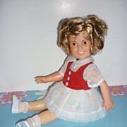 Montgomery Ward's 100th Anniversary Shirley Temple Doll 1972~ Yesterday's Darling~All Original