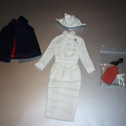 SOLD Mattel Vintage Barbie ~Registered Nurse~ Outfit- #991  1961-64