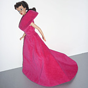 Mattel-Barbie ~ Sophisticated Lady~ Coat - #993  From 1963-1964