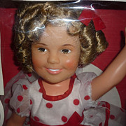 Ideal-Shirley Temple Doll ~Stand Up & Cheer~ From 1972- NRFB -All Original