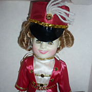 "SALE Ideal ~SHIRLEY TEMPLE- Doll From 1982 Poor Little Rich Girl-  12""  NRFB"