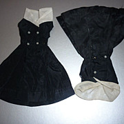 Mattel -Barbie- Two ~After Five~  Dresses - #934  From 1962-1964 - TLC, Please