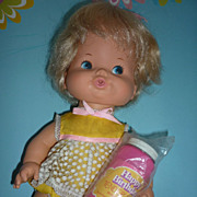 Happy Birthday ~Baby Tender Love Doll~ By Mattel -She's Swell!