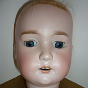CM Bergmann Doll Head ~Boo Boo Baby~ Blue Eyes -Marked #11