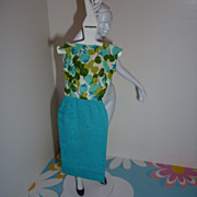 Mattel Barbie ~Fashion Editor~  Dress from 1965 #1635