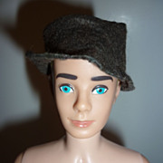 SOLD Mattel- Ken Business Appointment HAT #1424 1966-1967 Rare Offering-VHTF!