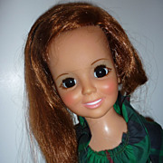 SOLD Ideal -Look Around Crissy Doll -1972 All Original & Working