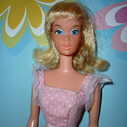 Mattel - Barbie ~Sweet Sixteen Doll~ #7796 From 1974-1975 - Original Dress
