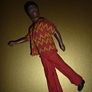 1970-Topper Van Doll -Wears Gary's Original Outfit -HTF -Dawn's Friend