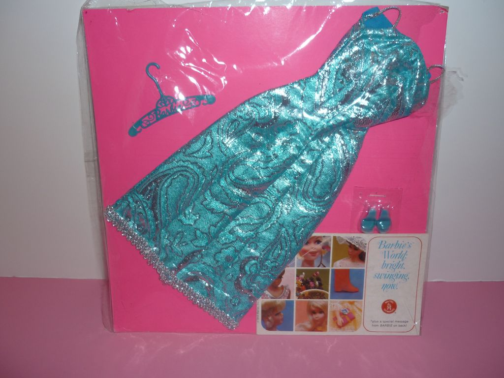 Mattel Barbie Firelighters Outfit-NRFP-On original Pink Card with Cello Wrap