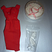 Mattel-Barbie ~Sheath Sensation~Complete #986 From 1961-1964 -Nice!