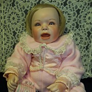 Lee Middleton Porcelain Baby Doll