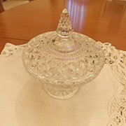 Fostoria Tall Candy Dish