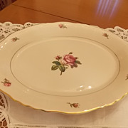 Vintage Syracuse Victoria China Serving Platter
