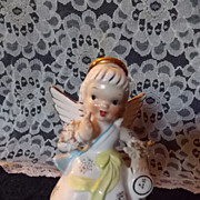 Vintage January Angel - Napco
