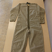 Vintage USAF Flight Suit Liner