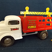 Vintage Structo Toy Truck