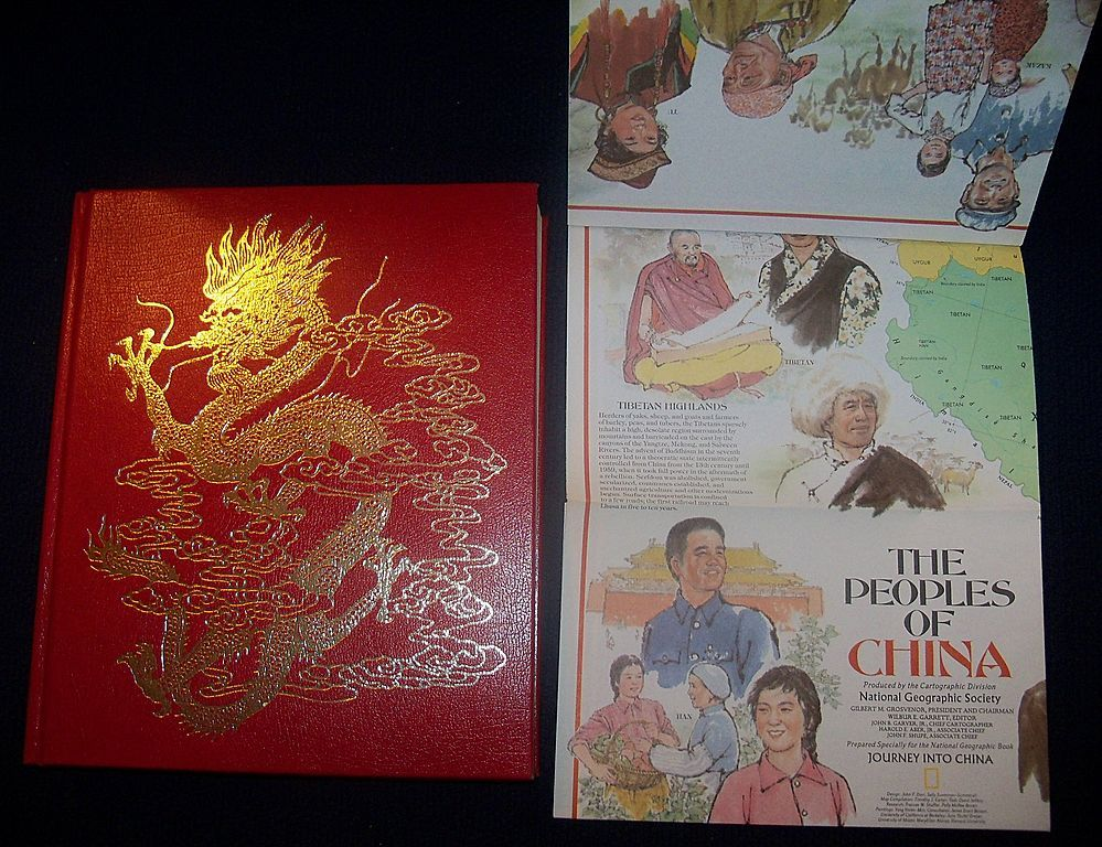 Vintage Book, Journey into China 1982