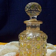 REDUCED Vintage Baccarat  Perfume Bottle