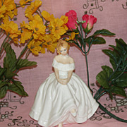 Royal Doulton Lady Woman Heather figurine HN 2956
