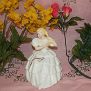 Royal Doulton Lady Jean Woman Figurine HN 2710 nice!