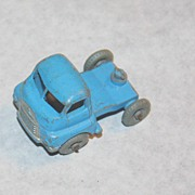 Matchbox Lesney no. 2 blue Bedford car carrier cab