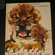 REDUCED The Big Book of Wild Animals
