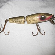 REDUCED Paw-Paw Vintage Fishing Lure