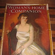 REDUCED Woman's Home Companion February Edition 1920