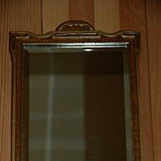 Guilded Vintage Frame with Mirror