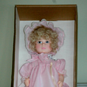 "Effanbee ""Laurel"" Doll 1985"