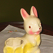 Shawnee Peter Rabbit Pocket Planter