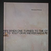 REDUCED Richard Prince Popular Artist of Modern Sculpture and Photography