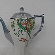 SALE Luster Ware Tea Pot