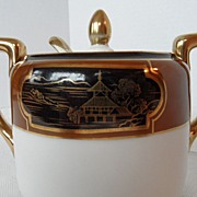 SALE Nippon Sugar Bowl