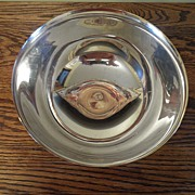 "SALE Vintage - Silver Plated - Sheridan ""Crown & Shield"" E.P.S Bowl"
