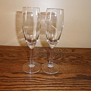 SALE Vintage - Wine Glasses (2)