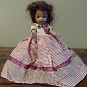 SALE Vintage - All Bisque Doll - 30's to 40's